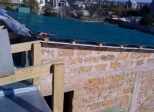 Вентиляция крыши из профнастила