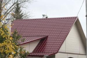 Вид крыши