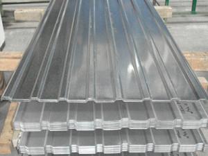 Профнастил C18-1100 из оцинкованной стали