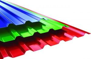 Профильный лист для крыш и фасадов