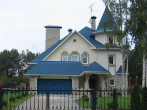 Популярный дизайн дома