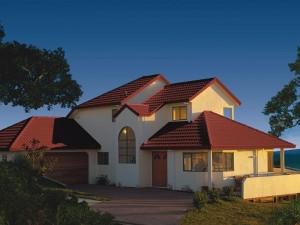 Композитная черепица — крыша выдержит любые экстремальные условия