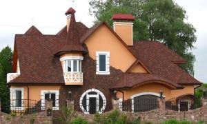 Битумная крыша
