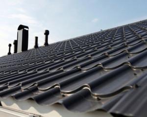 Устройство крыши для покрытие черепицей