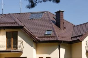 Современный дизайн крыши