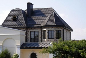 Элегантный дом