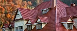 Сложный проект крыши