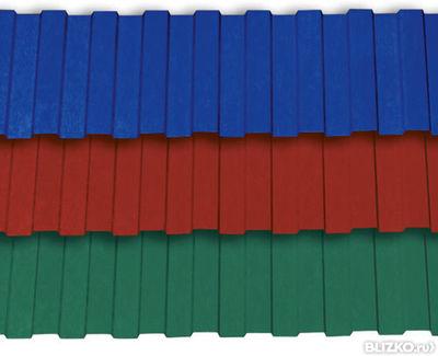 Современный профнастил в Казани — цена материала и обзор основных производителей