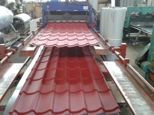 Изготовление кровельных материалов