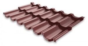 Идеальное украшение крыши – металлочерепица ruukki