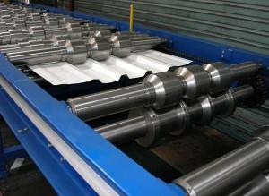 Оборудование для производства профнастила