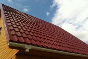 Как правильно сделать расчет металлочерепицы на крышу