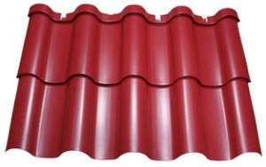 Металлочерепица из самых рельефных материалов