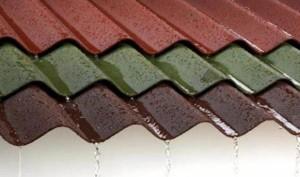 Зеленый, красный, коричневый листы