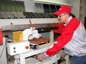 Процесс производства цементно-песчаной черепицы