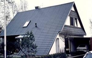 Крыша до земли