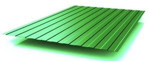 Зеленый материал