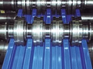 Процес изготовления на заводе