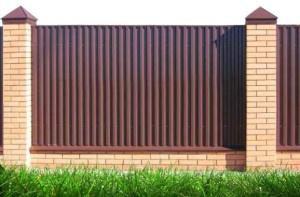 Практичный забор