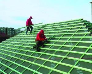 Гидроизоляция и пароизоляция для крыши