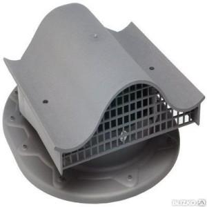 Вентиль ktv Ø110 для металлочерепицы.